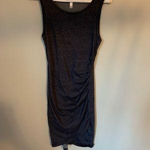 Dark grey dress, women's small